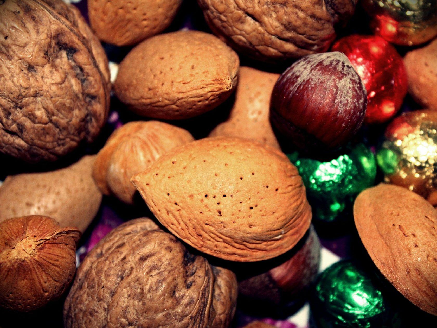Nüsse – gesunde Energie